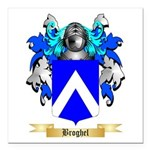 Broghel Square Car Magnet 3
