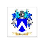 Broghel Square Sticker 3