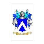 Broghel Sticker (Rectangle)
