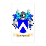 Broghel Sticker (Rectangle 10 pk)