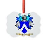 Broghel Picture Ornament