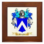 Broghel Framed Tile
