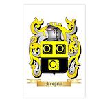 Brogelli Postcards (Package of 8)