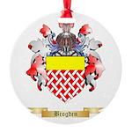 Brogden Round Ornament
