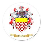 Brogden Round Car Magnet