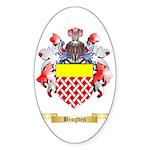 Brogden Sticker (Oval 50 pk)