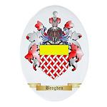 Brogden Ornament (Oval)