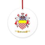 Brogden Ornament (Round)