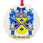 Brogan Round Ornament