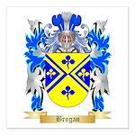 Brogan Square Car Magnet 3