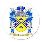 Brogan Round Car Magnet