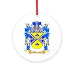 Brogan Ornament (Round)