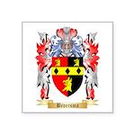 Broersma Square Sticker 3