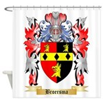 Broersma Shower Curtain