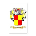 Bromiley 20x12 Wall Decal