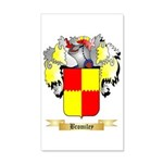 Bromiley 35x21 Wall Decal