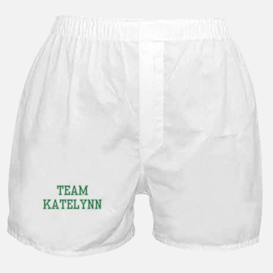 TEAM KATELYNN  Boxer Shorts