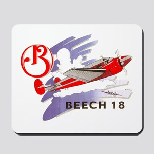 BEECH 18 Mousepad