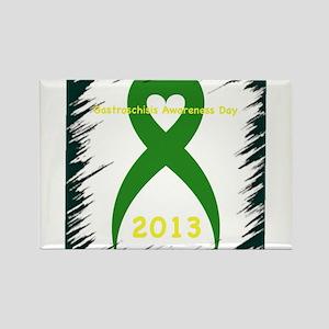 Awareness Day 2013 Rectangle Magnet