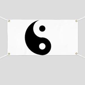 Yin & Yang (Traditional) Banner
