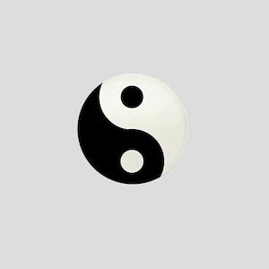 Yin & Yang (Traditional) Mini Button