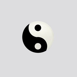 Yin & Yang (Traditional) Mini Button