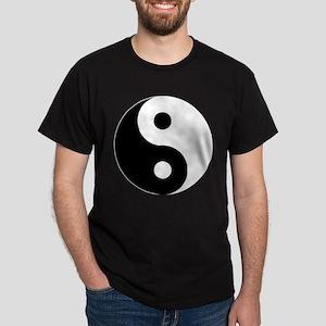 Yin & Yang (Traditional) Dark T-Shirt