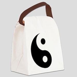 Yin & Yang (Traditional) Canvas Lunch Bag