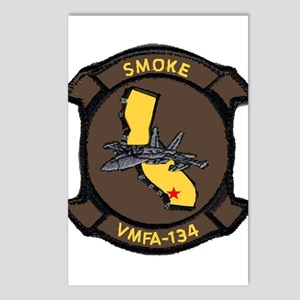 VF 134 Smoke Postcards (Package of 8)