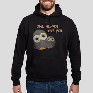 Owl Always Love You Hoodie