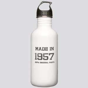 MADE IN 1957 100% ORIGINAL PARTS Water Bottle