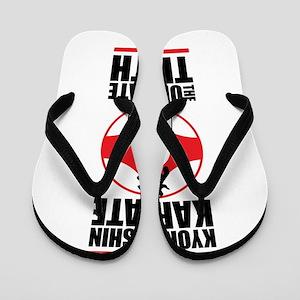Kyokushin karate 2 Flip Flops