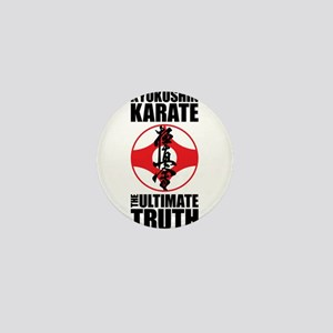 Kyokushin karate 2 Mini Button