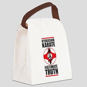 Kyokushin karate 2 Canvas Lunch Bag