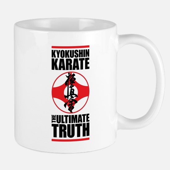 Kyokushin karate 2 Mug
