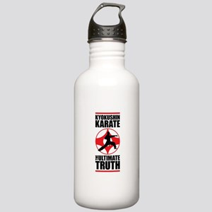Kyokushin karate 3 Water Bottle