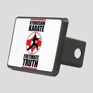 Kyokushin karate 3 Hitch Cover