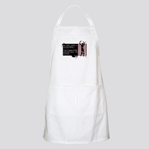 Dance Mom Apron