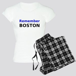 Remember Boston Pajamas