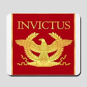 Invictus Ancient Gold Mousepad