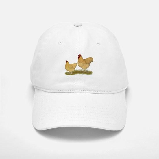 Orpington Lemon Cuckoo Chickens Baseball Baseball Baseball Cap