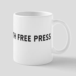 Innsmouth Free Press Mug