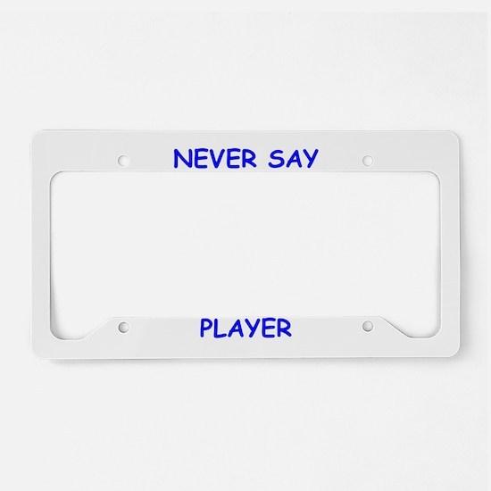 TRNNIS License Plate Holder