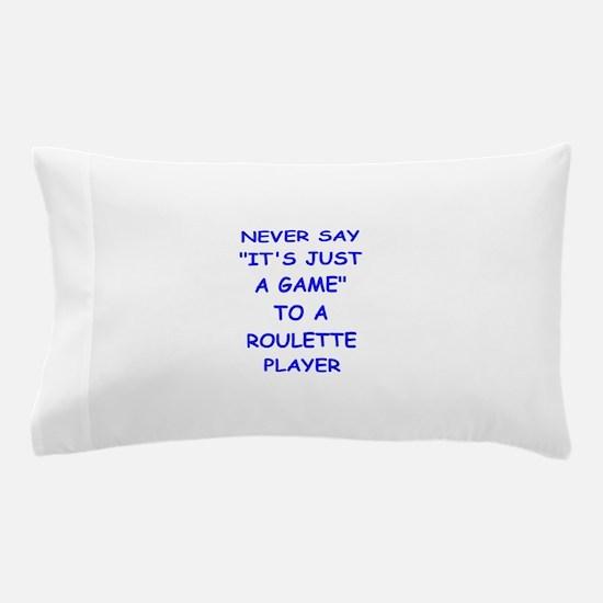 ROULETTE Pillow Case