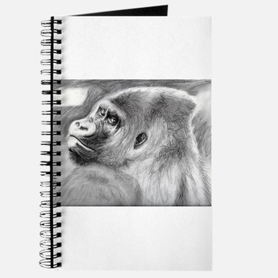 The look of a Gorilla Journal