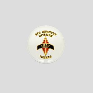 SOF - 5th ID - LRRP - Vietman Mini Button
