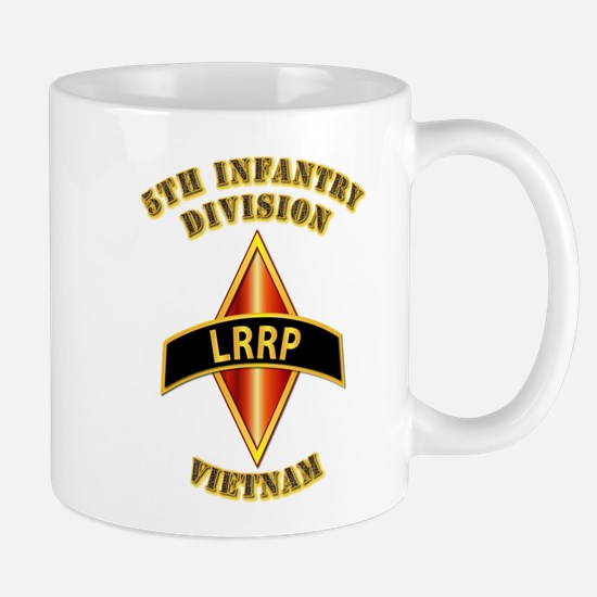 SOF - 5th ID - LRRP - Vietman Mug