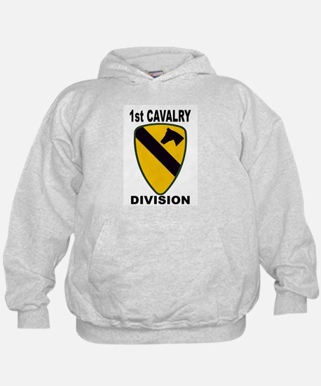 1ST CAVALRY DIVISION Hoody