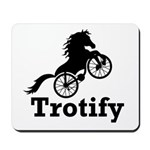 Trotify Mousepad