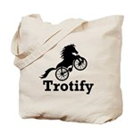 Trotify Tote Bag